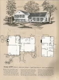 vintage house plans 42787 jpg