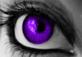 purple eye color what color matches your personality playbuzz