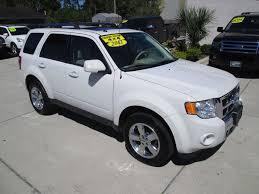 Ford Escape Used Cars - rick u0027 s used cars inc 2012 ford escape atlantic beach fl