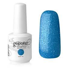15ml uv led gel polish glitter manicure nail art 1365 elite99