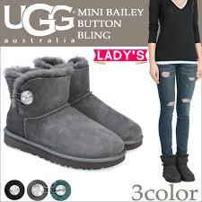ugg womens mini bailey button sale allsports rakuten global market ugg ugg s mini bailey