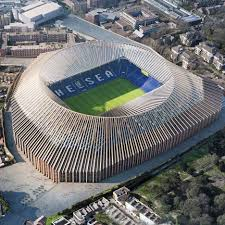 football related architecture and design dezeen