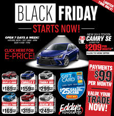 toyota black friday 2017 toyota black friday event on toyota images tractor service and