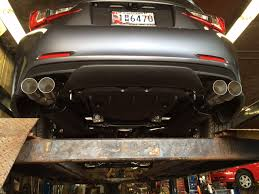 lexus rc f exhaust magnaflow axle back system for the rc350 page 3 lexus rc350