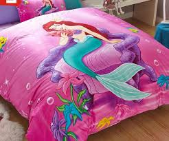 Childrens Duvet Cover Sets Mermaid Twin Full Size Pink Queen Girls Duvet Cover Sets For Kids