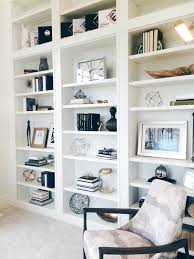 tips for styling your bookshelf harmony organized