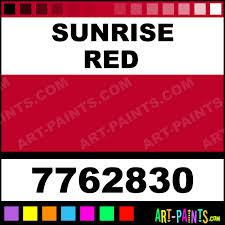 sunrise red gloss spray enamel paints 7762830 sunrise red