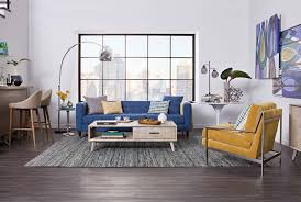 Blue Accent Chairs For Living Room by Lorelai Accent Chair Living Spaces