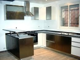 comptoir de cuisine quartz blanc comptoire de cuisine cuisine moderne mactal blanc avec