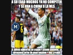 Memes Sobre Messi - cristiano ronaldo los mejores memes por su partidazo ante atlético