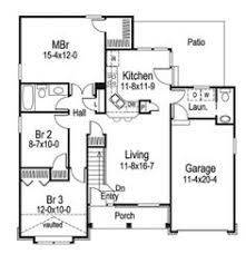 homeplans com home plans bungalow house plans 3 bedroom 2 bathroom nice no