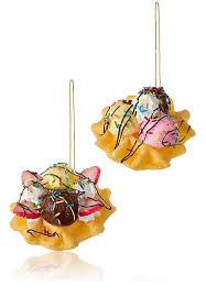 kurt s adler waffle ornament barneys new york