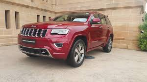 jeep india jeep grand cherokee launched in india prices start at rs 93 64