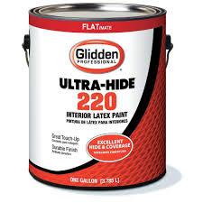 glidden professional 5 gal speedwall white flat interior latex