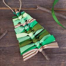 Easy Christmas Tree Decorations How To Make A Rustic Wooden Sled Ornament