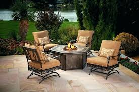 patio furniture with fire pit table patio furniture with fire pit fire pit table and chairs fire pit