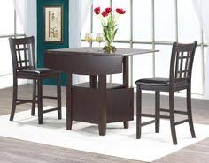 Dining Room Furniture Mississauga Metro Shop Eugene Dark Brown 5 Piece Modern Dining Set Products