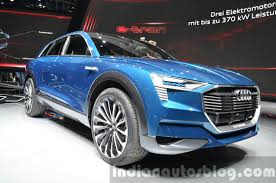 concept audi audi e tron quattro q6 concept unveiled at vag night