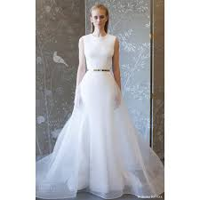 wedding dress creator romona keveza rk8400 soop neck summer 2018 sweep