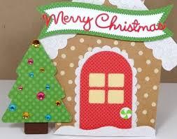 gingerbread christmas card template consciousbeingwellness com