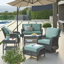 Chicago Wicker Patio Furniture - sonoma goods for life presidio patio furniture collection