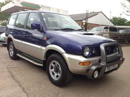 nissan terrano 2002 used nissan terrano cars for sale with pistonheads
