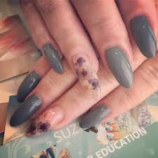 dried flowers nail art pinterest flowers flower nails and