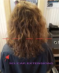 socap hair extensions so cap hair extensions curly hair boston hair salon tremont st