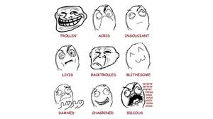 Troll Face Know Your Meme - rage comics know your meme