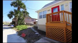 salty dog beach cottages st augustine florida youtube