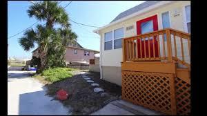 Backyard Cottages Florida Salty Dog Beach Cottages St Augustine Florida Youtube