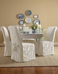 Damask Dining Room Chair Covers Damask Dining Chair Slipcovers Chair Covers Design