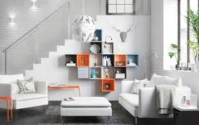 Ikea Ladder Bookshelf Shelving Units Shelving Systems Ikea
