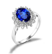 ring diana princess kate diana inspired 2 5ct sapphire ring mr007r rojaai