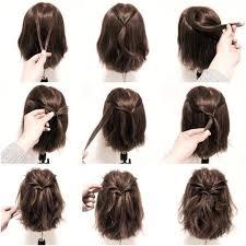 cute hairstyles for short hair quick pretty hairstyles for short hair andreacortez info