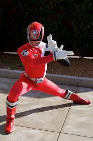 red power ranger disney character central