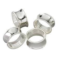 classic fish ring holder images Napkin rings home kitchen jpg