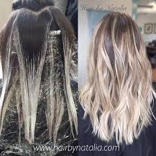 color más bayalage melt ombre pinterest balayage hair