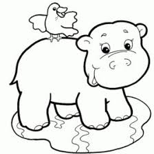 free coloring pages baby jungle animals archives mente beta most