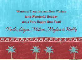 warmest wishes photo card warmest wishes hawaiian christmas card palm trees