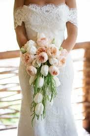 cascading bouquet wedding flowers gorgeous cascading bridal bouquets inside