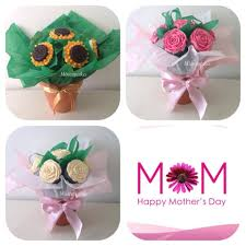 mothers day cupcake gift ideas and flower and rose cupcake