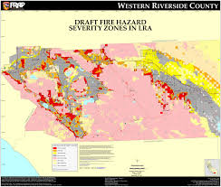 city of riverside zoning map cal riverside county fhsz map