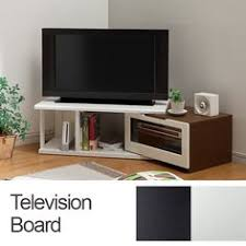 black corner tv cabinet with glass doors buy collection venice large 2 drawer corner tv unit white at argos
