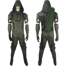 military halloween costume tv season 4 oliver queen costume jacket full set halloween costume