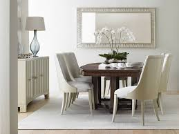 dining room upholstered dining chairs with saloom furniture and