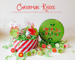 christmas table favors to make it s written on the wall merry tags for