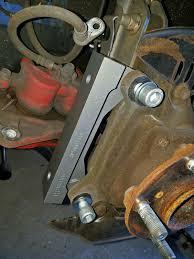ap racing 4 piston factory big brake kit front u2013 series blue