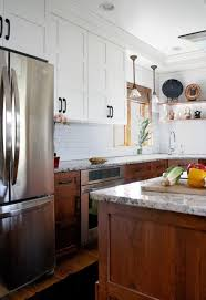 modern kitchen ideas with oak cabinets 5 fresh looks for wood kitchen cabinets