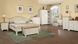 Wooden Bed Frame Double by Cream Wooden Bed Frame Double Furniture Youtube